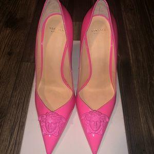 Versace heels size 38